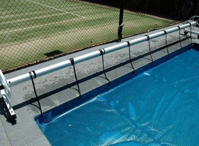 Swimming Pool Blankets Amp Pool Rollers Walco Liners And